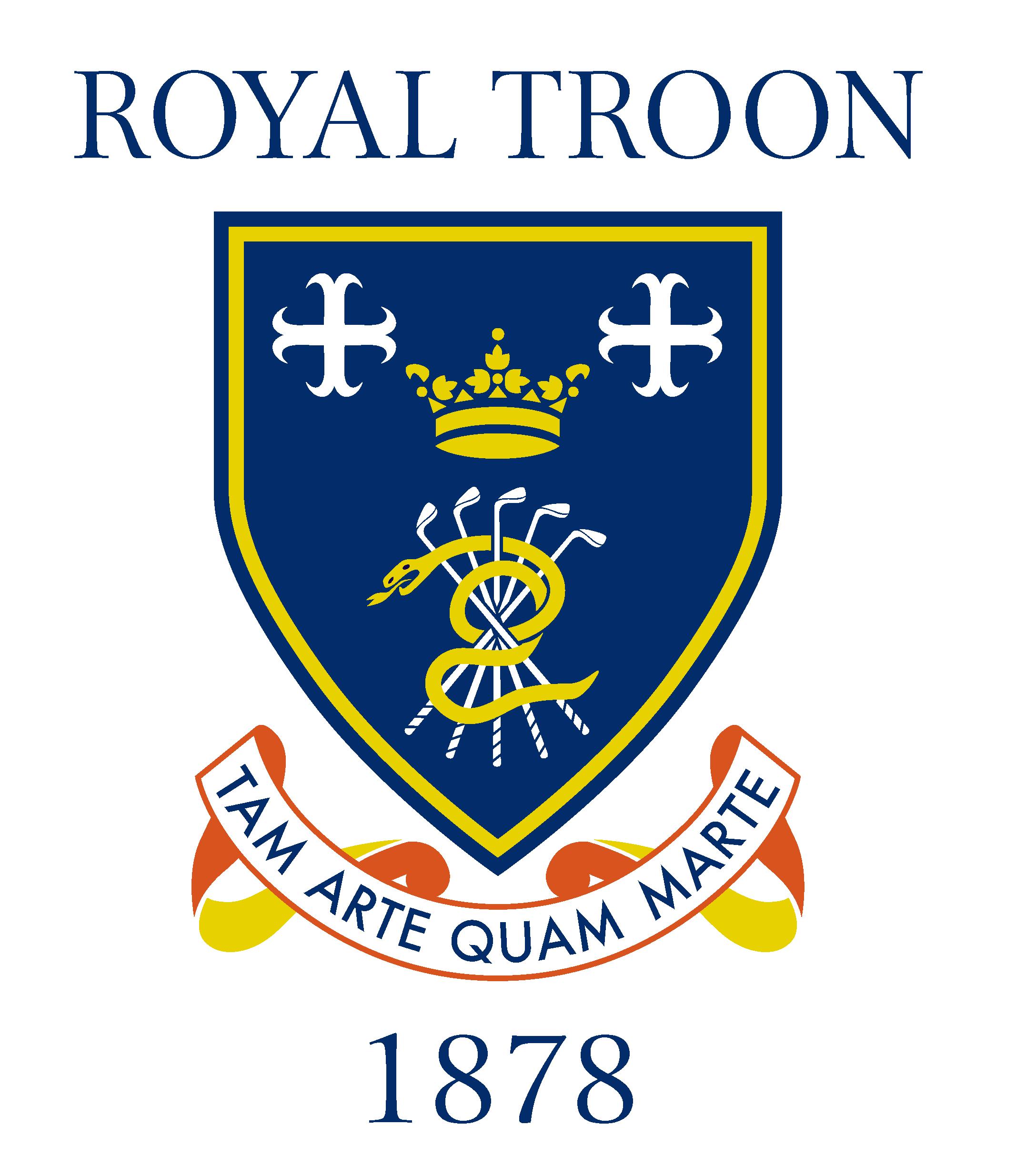 Royal Troon Golf Club - Click To Shop