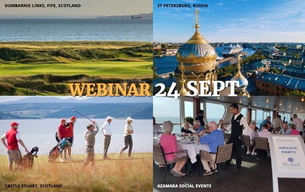 WEBINAR: Worldwide Golf Cruises 2021/2022 - PerryGolf.com