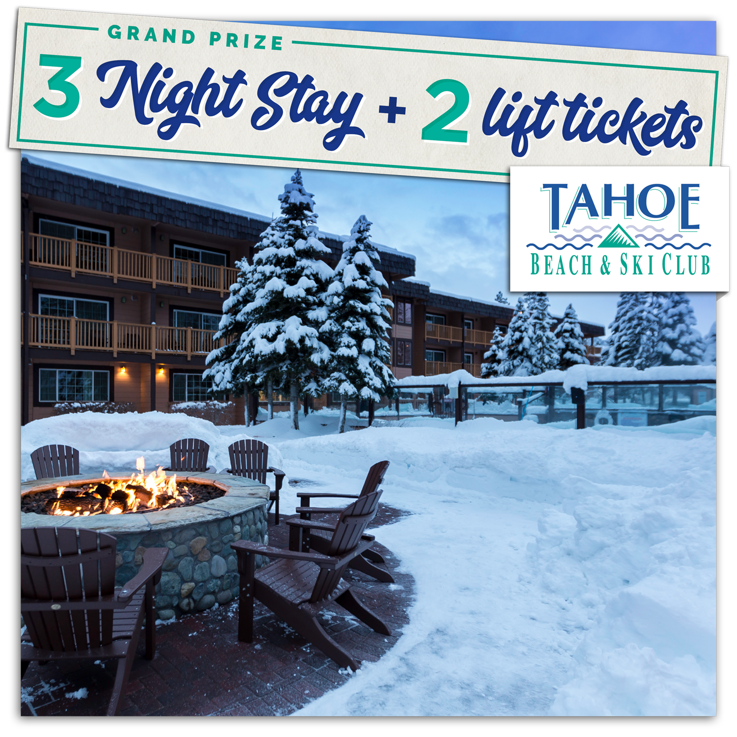 win 3 nights