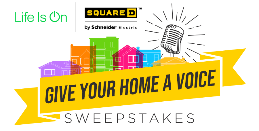Give Your Home a Voice Sweepstakes