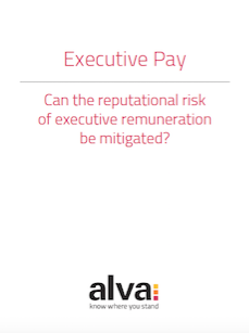 Executive Pay: Can the reputational risk of executive remuneration be mitigated?