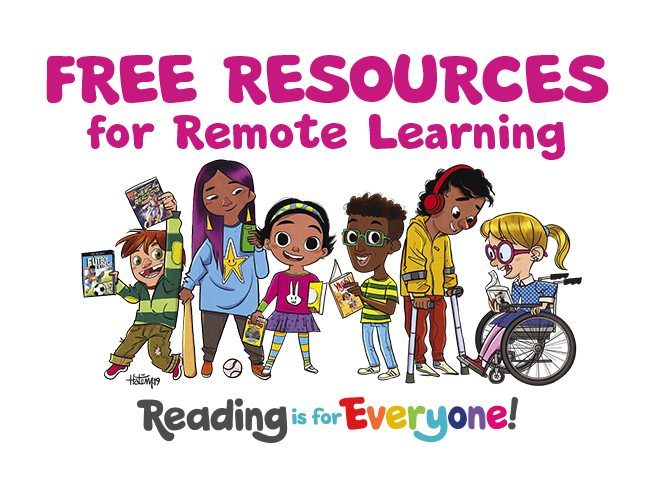 Free Resources for Remote Learning