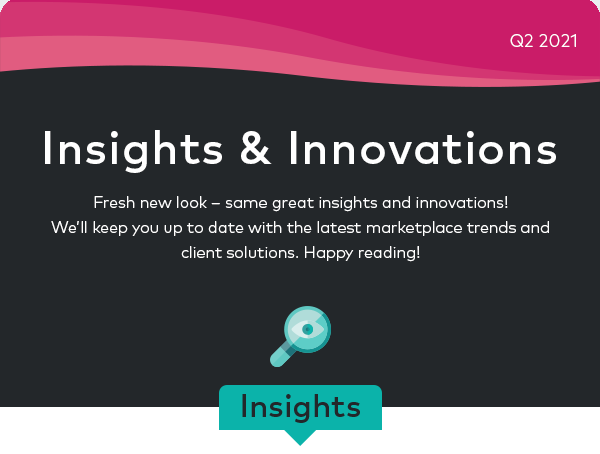 Insights and Innovations