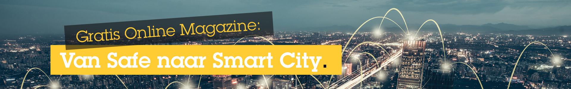 Van Safe naar Smart City