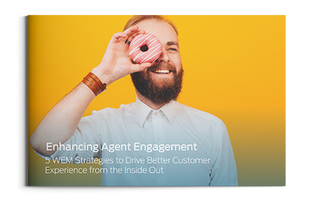 Cover of Enhancing Agent Engagement Ebook