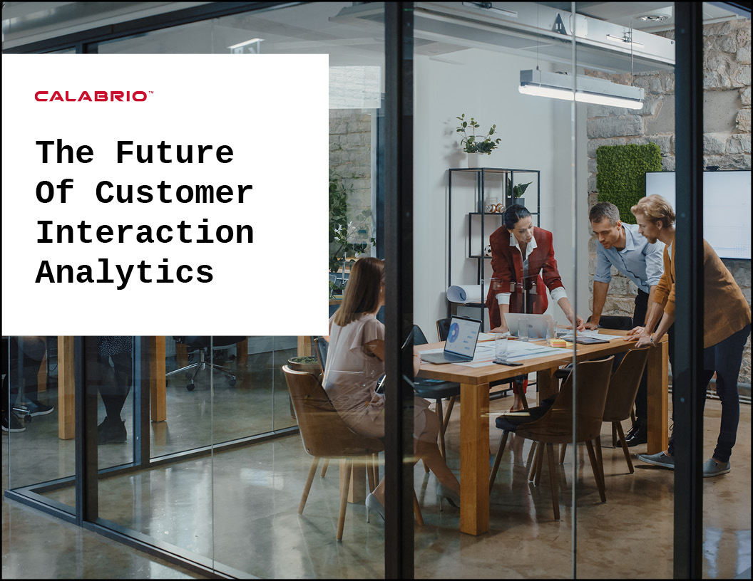 Cover of The Future of Analytics