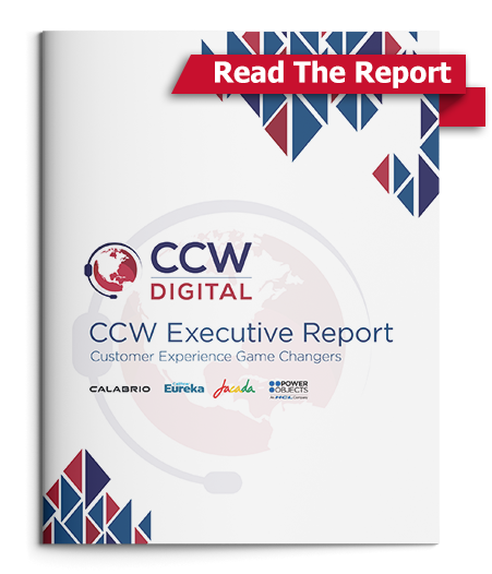 Cover of CCW Executive Report: Customer Experience Game Changers