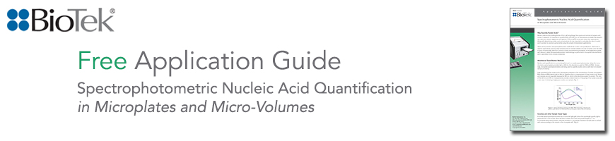 BioTek Application Guide