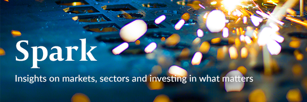 Spark: Insights on markets, sectors and investing in what matters