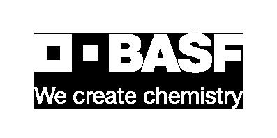 BASF logo 'We create chemistry'