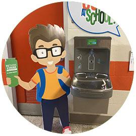 Water's Cool at School winners