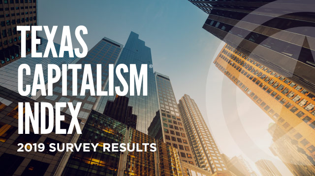 Texas Capitalism Index