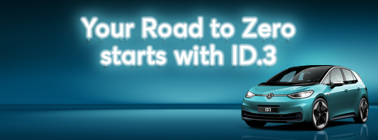 Your Road to Zero starts with ID.3