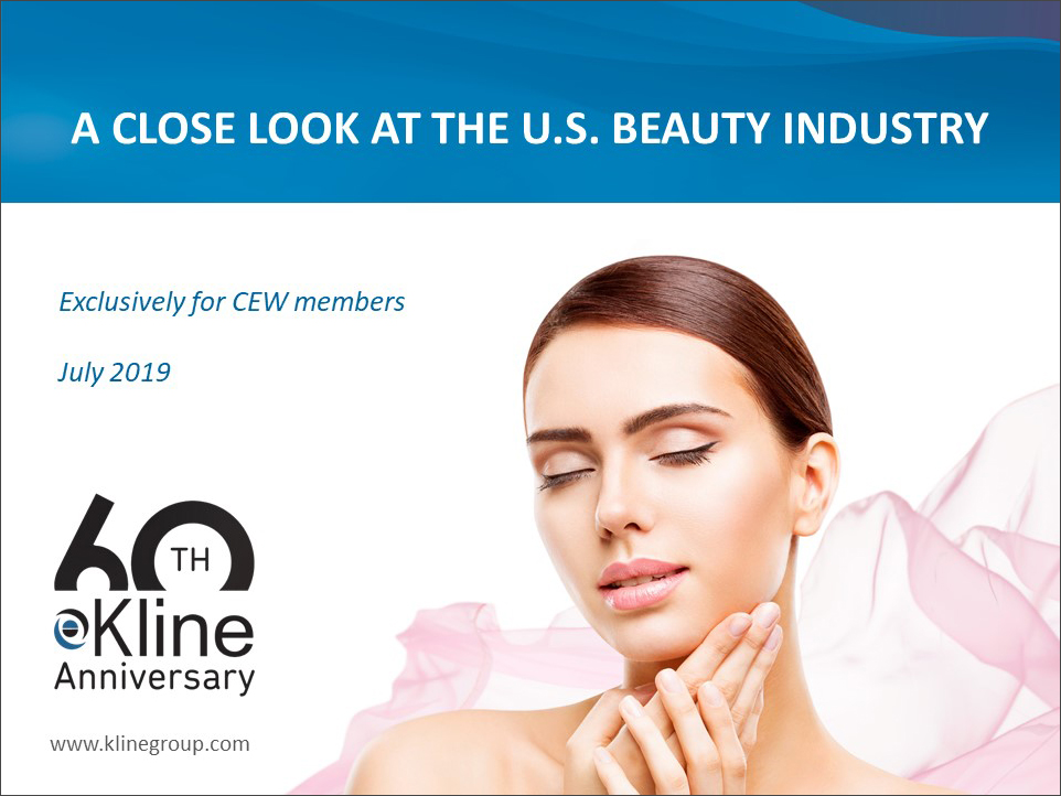 Complimentary Report - A Close Look at the U.S. Beauty Industry