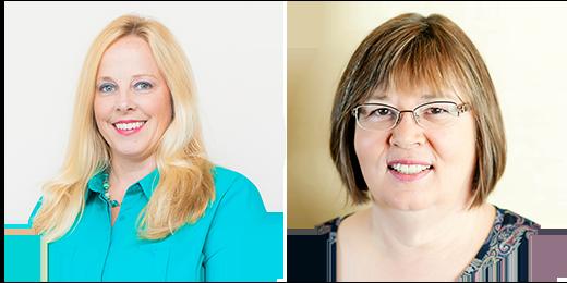 Lisa Rothmuller + Kay Lynn Akers