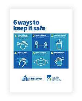 6 ways to keep it safe
