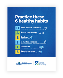 Practice these 6 healthy habits