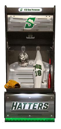 Custom Athletic Lockers