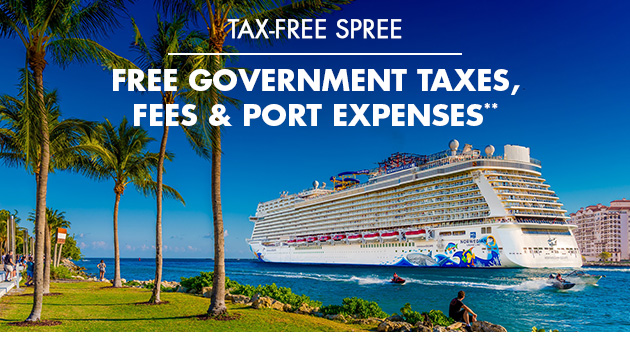 Tax-Free Spree