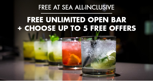 Free At Sea All-Inclusive