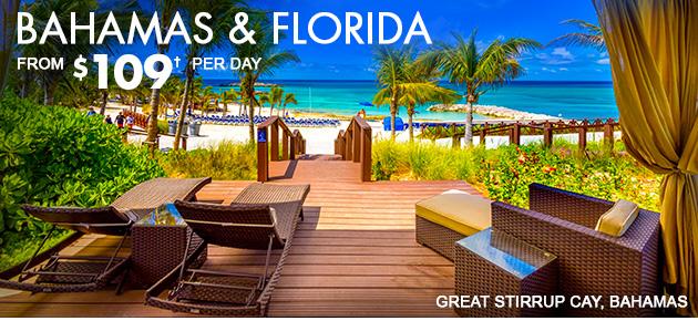 Bahamas and Florida