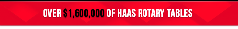 Haas Rotary Tables