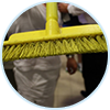 Dirty brush is a vector of contamination