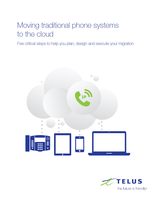 Phone systems migration white paper