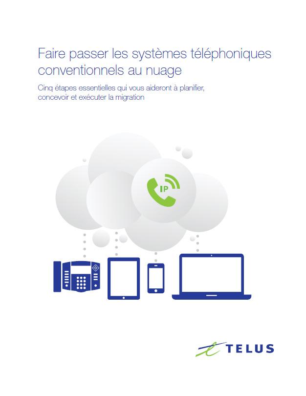 Livre blanc sur la migration des systèmes téléphoniqes