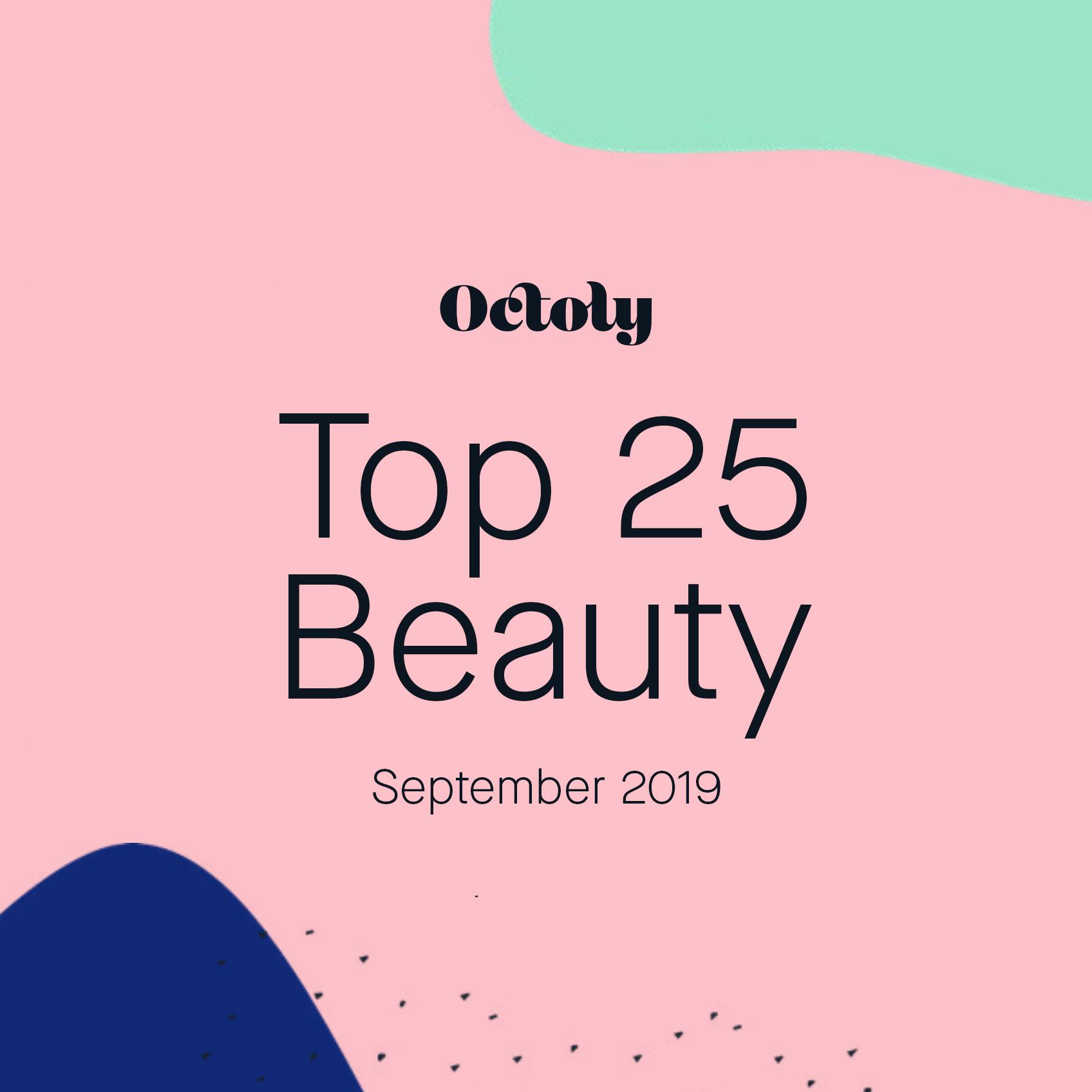 Beauty Rankings Brands Top 25