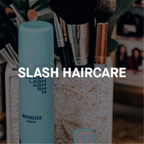 Slash Haircare influencer marketing