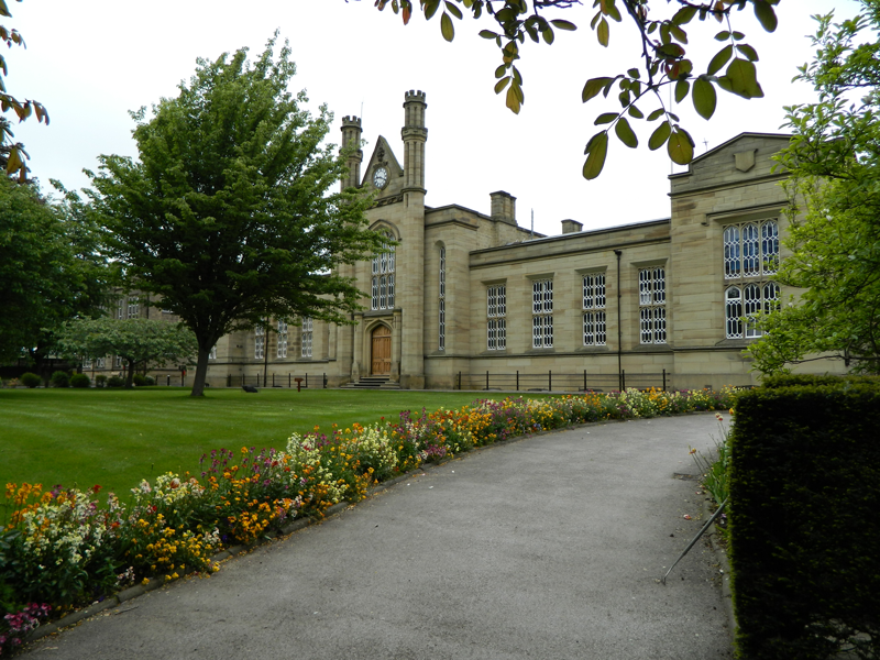 Wakefield Grammar School
