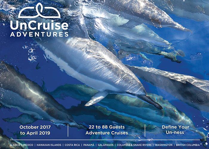 2018 UnCruise Brochure