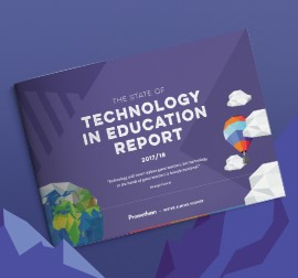 The State of Technology in Education Report 2017/18
