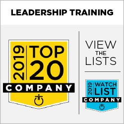 2019 Top Leadership Training Companies