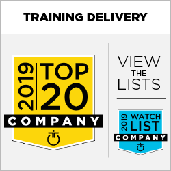 2019 Top 20 Training Delivery Companies and Watch List