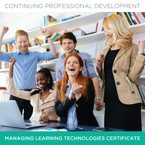 Managing Learning Technologies