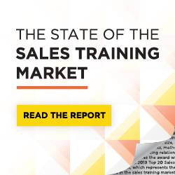 The State of the Sales Training Market