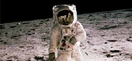 How a Man Who Didn't Think He Was up to the Job Helped Put Man on the Moon