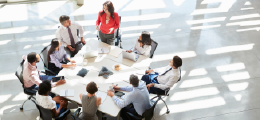 Leaders Influencing Leaders: 10 Tips for Presenting to Executive Audiences