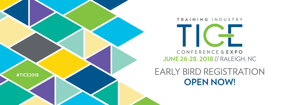 Training Industry Conference & Expo - TICE 2018