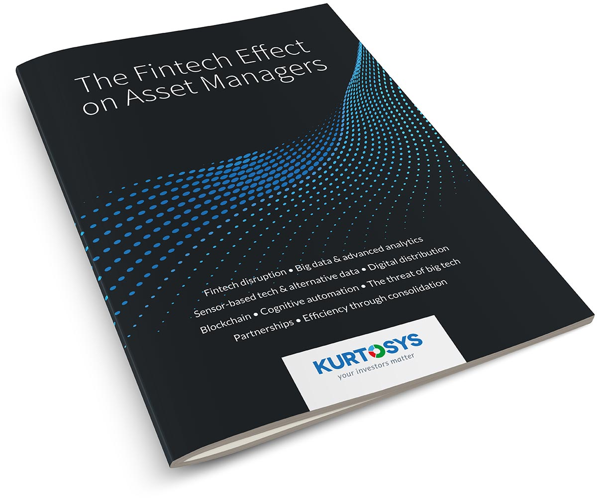 The Fintech Effect on Asset Managers