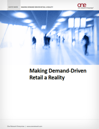 Demand-Driven Retail Supply Chain
