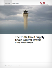Control Towers White Paper