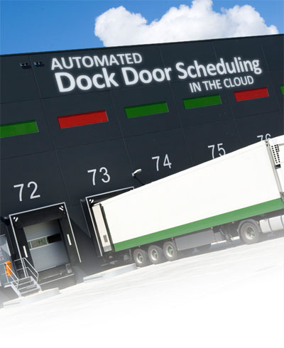 Dock Door Scheduling Software Solution