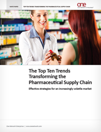 Pharmaceutical Supply Chain Trends - effective supply chain strategies