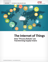 The Internet of Things and your supply chain