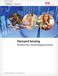 The Demand Sensing Revolution