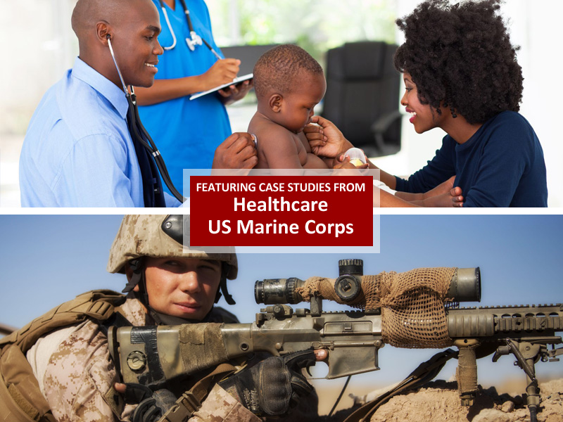 Case Studies in PaaS: US Marine Corps and Healthcare