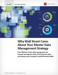 A Master Data Management Strategy for Success (MDM)